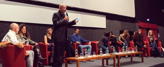 """Roma, l'ex camorrista durante l'incontro alla Festa del Cinema: """"Rifarei tutto"""". E le giornaliste antimafia lasciano la sala"""