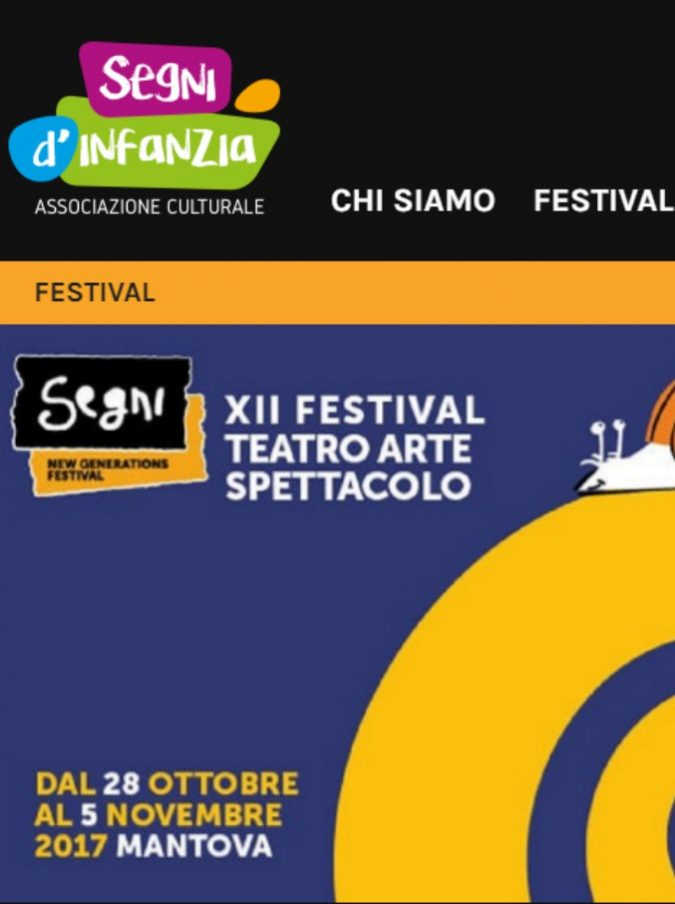 Mantova: Segni d'infanzia, il festival che parla ai più piccoli di ambiente, anoressia e tecnologia
