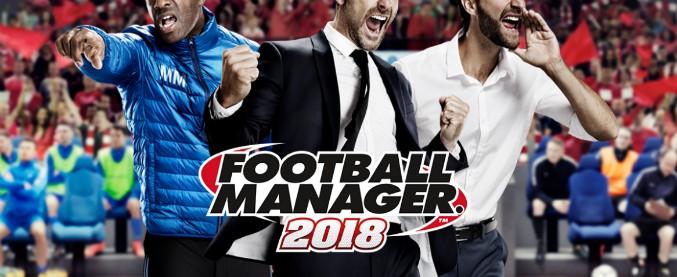 """Football Manager 2018, tabù omosessuali nel calcio cade grazie al videogioco: """"Calciatori potranno fare coming out"""""""