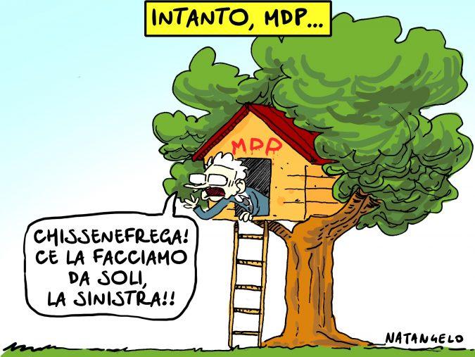 MDP non si ferma