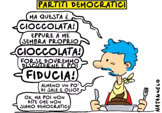 Partiti democratici