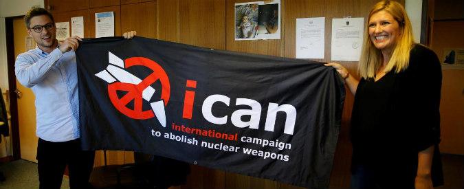 Nobel per la Pace 2017, vi spiego perché noi di Ican l'abbiamo vinto
