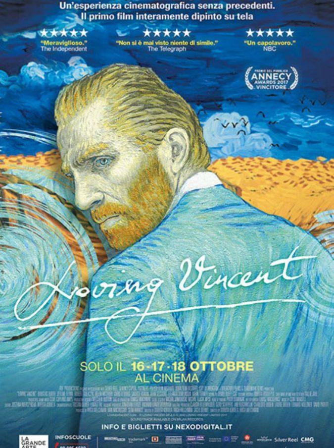 Loving Vincent, il primo film interamente dipinto che racconta genio, opere e vita di van Gogh