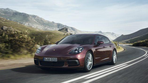 Porsche Panamera Sport Turismo, la prova de Il Fatto.it – La famiglia (ricca) va veloce – FOTO