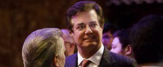 Russiagate, ex capo della campagna elettorale di Trump si consegna a Fbi: accusato di cospirazione fino al 2017