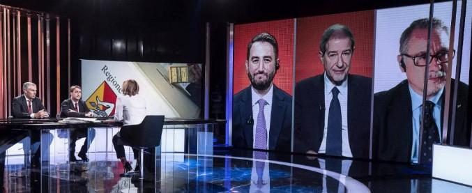 Elezioni Sicilia, Musumeci: 'Impresentabili in tutte le liste, la legge lo consente'. Fava: 'Nelle tue non dovevi candidarli tu'