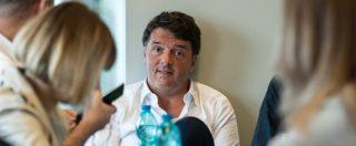 Pd, il treno di Renzi viaggia in incognito: per evitare proteste e insulti a ogni fermata si cancellano programma e date