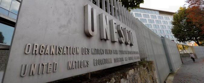 Risultati immagini per UNESCO USA ISRAELE