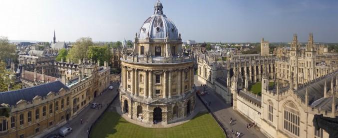 Oxford, via dalle strade del centro le auto con motori diesel e benzina entro il 2020