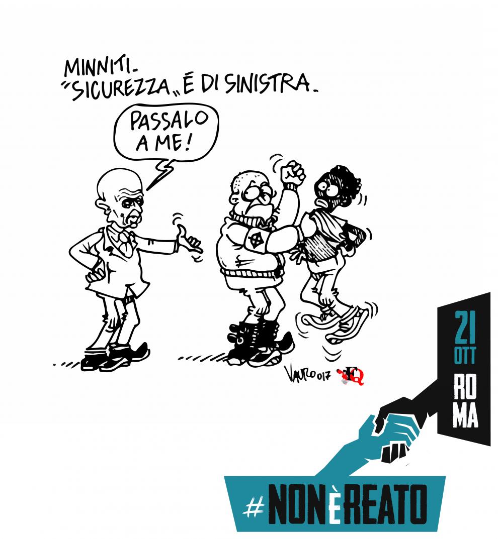 Non è Reato A Roma Il 21 Ottobre La Manifestazione Per Dire Basta