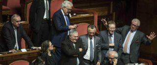 """Legge elettorale, Mdp a Mattarella: """"La maggioranza non c'è più"""". Ma per Ala missione compiuta: """"E' la nostra riforma"""""""