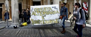 Alternanza scuola-lavoro, primo sciopero degli studenti. 'Non vogliamo più fare fotocopie e portare caffè. Siamo sfruttati'