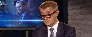 """Elezioni in Repubblica Ceca, """"Babisconi"""" verso la vittoria: miliardario e populista, rinforzerebbe il fronte euroscettico a Est"""