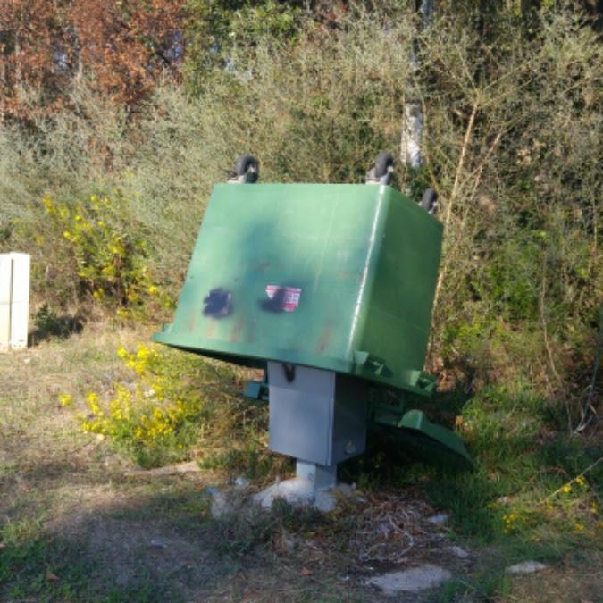 """In Corsica gli autovelox li """"oscurano"""" così"""
