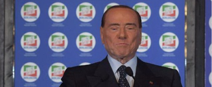 """Berlusconi torna nel segno dell'impunità: """"Galera per i violenti. I corrotti fuori su cauzione. M5s, dietro c'è Davigo"""""""