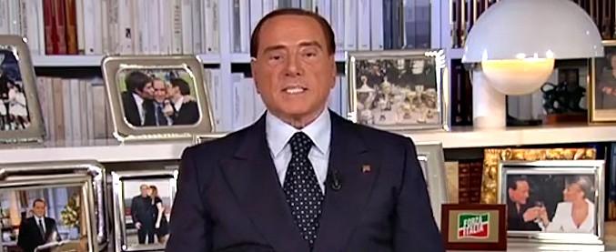 """Canale 5 manda in onda replica intervista di Costanzo a Berlusconi, Fico: """"Mezzucci di bassa lega il giorno del voto in Sicilia"""""""