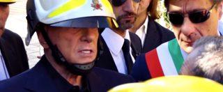 """Berlusconi in visita a Ischia: """"Se non avrò la maggioranza sarà solo colpa degli italiani"""""""
