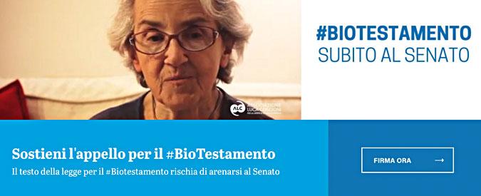 """Biotestamento, 27 sindaci firmano l'appello al Senato: """"Approvatelo subito"""". Anche Raggi, Appendino e Sala"""