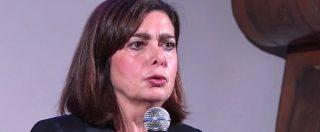 """Neofascisti, Boldrini: """"Non c'è spazio per loro in democrazia. Tutti i gruppi vanno sciolti"""""""