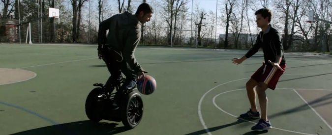 MarioWay, arriva la carrozzina hi-tech che cambia la vita delle persone con disabilità
