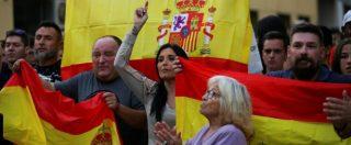 """Referendum Catalogna, Puigdemont: """"Attueremo i risultati del voto"""". E il Pp chiama in piazza a Barcellona gli unionisti"""