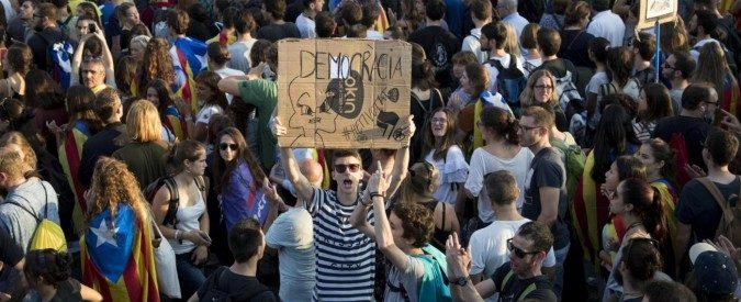 Catalogna, l'ottusità di Madrid e i rischi concreti di una guerra civile