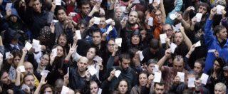 """Referendum Catalogna, più di 2 milioni di voti: 90% per il Sì. Puigdemont: """"Ora mediazione"""". Ue: """"E' questione interna"""""""