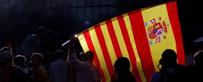 Catalogna, nel cul di sacco spagnolo rischia di precipitare anche l'Unione europea