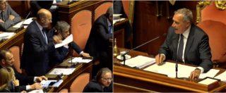 Rosatellum, M5s vs Grasso. Crimi lo invita a dimettersi per protesta, ma lui risponde piccato