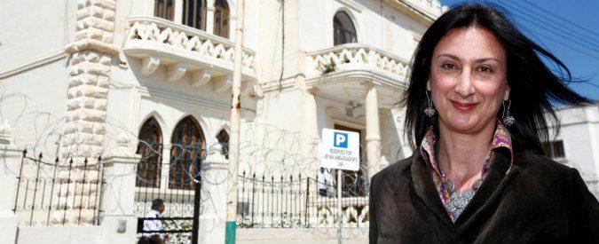 Daphne Caruana Galizia l'ha uccisa il 'Mondo di mezzo', quello maltese