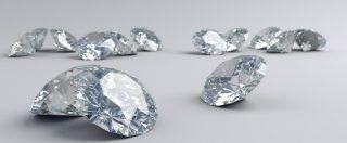 Antitrust, multa di 15 milioni di euro a 4 banche e 2 imprese per la vendita di diamanti