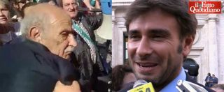 "Pd, il padre di Di Battista su Facebook: ""Ho votato in tre seggi diversi"". Ma il post è antecedente all'apertura del voto"