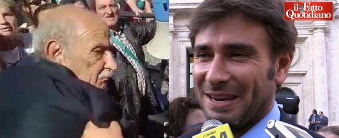 """Pd, il padre di Di Battista su Facebook: """"Ho votato in tre seggi diversi"""". Ma il post è antecedente all'apertura del voto"""
