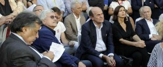 Sinistra, il caos dei dirigenti che non diventano leader: da D'Alema il capotavola fino a Pisapia faro già spento