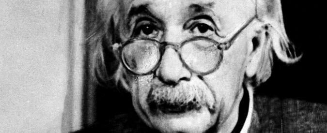 Albert Einstein, appunto sulla felicità battuto all'asta per 1,3 milioni di dollari