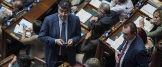 """Legge elettorale, il primo voto sul Rosatellum: no alle preferenze, restano i nominati. Mdp: """"Pd spacca maggioranza"""""""