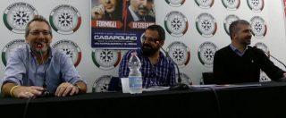 Risultati immagini per Casapound, il confronto con Formigli