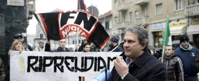 Torino, Pd e M5S uniti nell'antifascismo: votano sì a mozione per vietare le piazze. La Lega di Salvini si defila e non vota