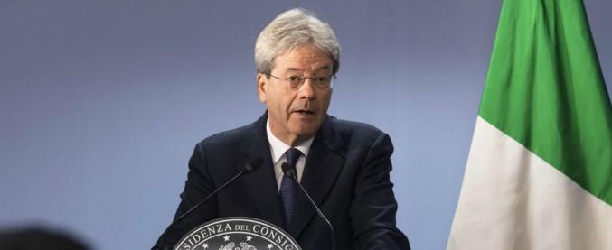 """Bankitalia, """"Gentiloni punta alla conferma di Visco. E per sfidare Renzi ha l'arma della fiducia sul Rosatellum"""""""
