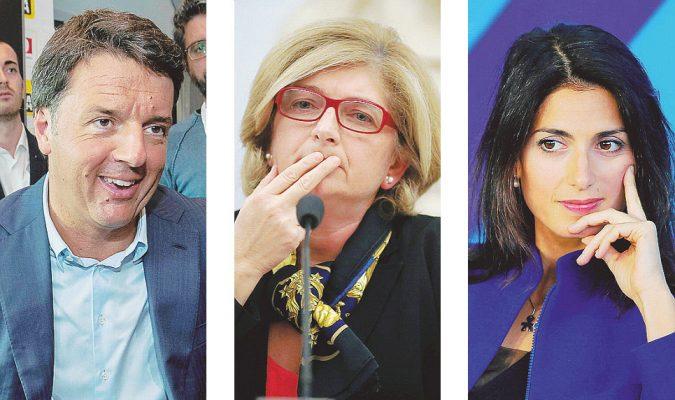Muraro e Mafia Capitale, archiviato il 'noto' Renzi