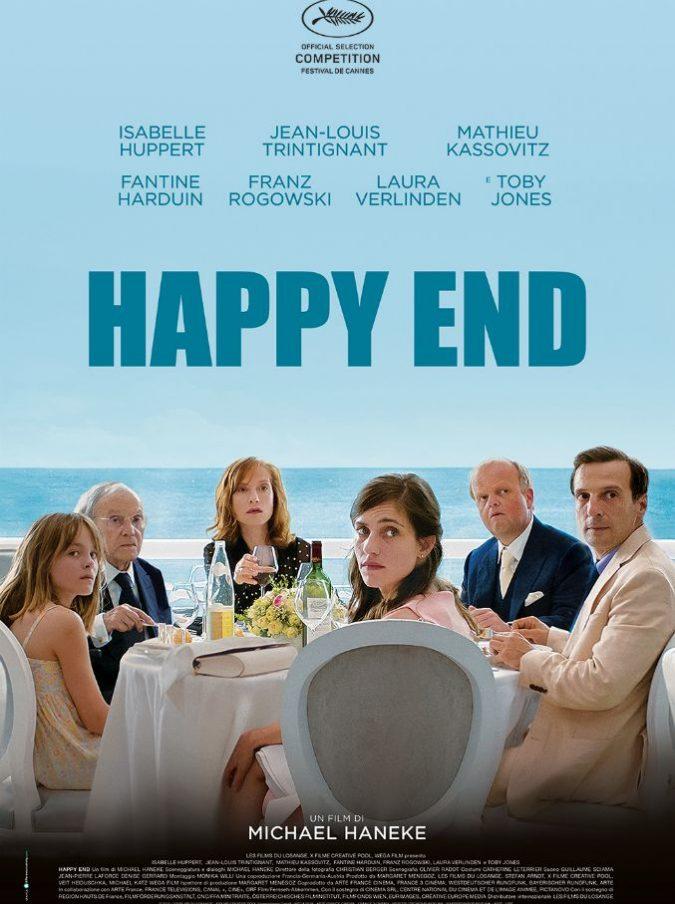 Happy End, dopo Cannes 2017 il nuovo film del maestro Michael Haneke arriva in sala