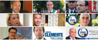 """Elezioni Sicilia, dal Pd a Forza Italia la carica degli """"impresentabili"""": in corsa imputati, indagati e condannati"""