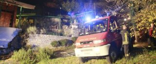 Piemonte, resta critica la situazione incendi. I vigili del fuoco in azione anche nella notte in Valsusa