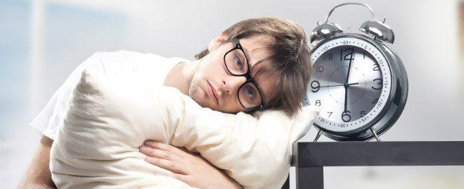 Insonnia, quali sono le cause principali della mancanza di sonno