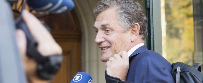 Diritti tv per i mondiali, sequestrata a Valcke la villa di Porto Cervo