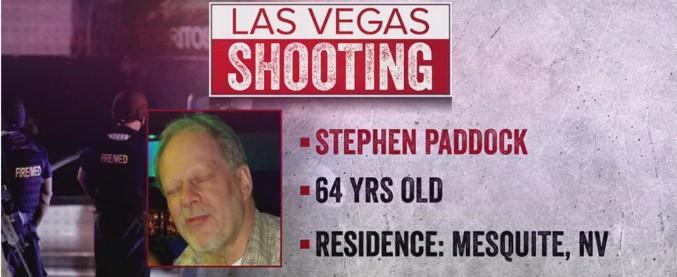 """Las Vegas, s'indaga sul movente del killer pensionato. Figlio di un ex ricercato ha sparato con un """"grilletto a manovella"""""""