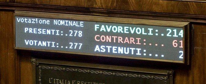 Il Rosatellum bis viola le norme europee e ci mette al livello della Bulgaria