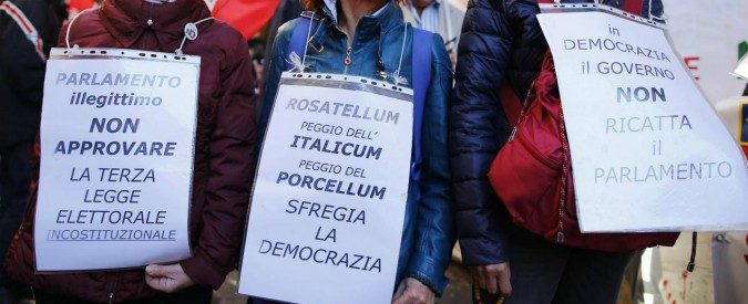 Rosatellum, 'presidente Mattarella, non firmi questa legge'. La lettera di un cittadino