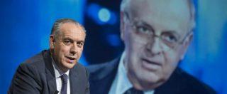 """Csm, anche il vicepresidente Legnini contro Davigo: """"In nessun Paese toghe passano così dai talk alle prime pagine"""""""
