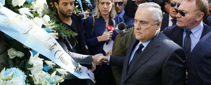 """Anna Frank con la maglia della Roma, Il Tempo: """"Lotito è stato frainteso"""""""